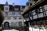 Ulm, Schiefes Haus, Crooked House