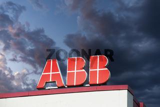 Logo von ABB