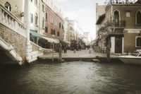 Winter morning in Venice