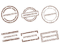 Interactive Stempel - Interactive stamps
