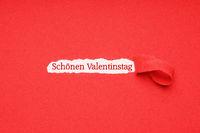 schonen valentinstag means happy valentines day in german