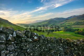 Rolling Scottish Countryside