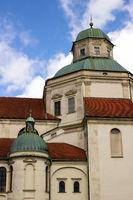 Sankt Lorenz Basilica 001. Kempten