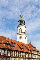 Church Tower in Celle, Germany