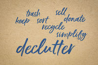declutter and simplify word cloud