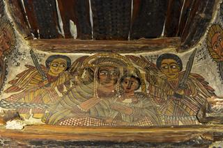 Jungfrau Maria mit dem Kind
