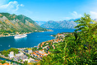 View at bay Kotor