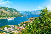 View at bay Kotor