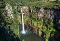 Mac Mac falls in the Sabie area, Panorama route, Mpumalanga, South Africa