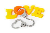 Love and handcuffs