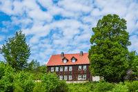 Haus in Treseburg im Harz