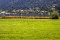 The Lake Alpsee 007. Germany