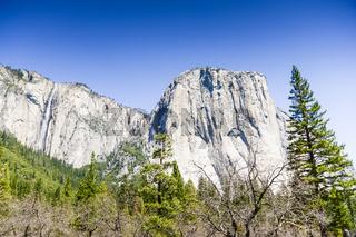 Yosemite Valley, Yosemite National Park California, USA