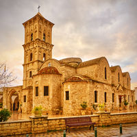 Church of St. Lazarus in Larnaca