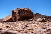 rocky desert