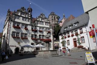 Town Hall of Bad Hersfeld