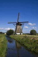 Oude Doornse windmill