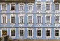 house facade in Bamberg