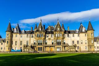 Callendar House/ Estate in Callendar Park, Falkirk, Scotland, UK