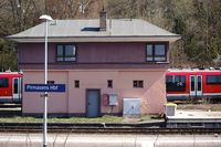 Pirmasens central train station