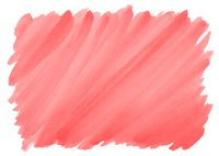 red watercolor background with rough edges