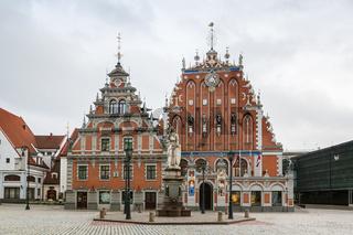 Brotherhood of Blackheads  building, Riga