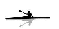 Kayak athlete 8