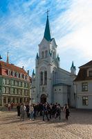 Our Lady of Sorrows Church, Riga, Latvia