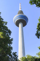 Mannheim Telecommunications Tower, Architectural Image