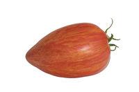 A striped tomato