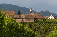 Heilsbruck Monastery