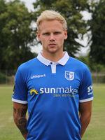 Sören Bertram (1.FC Magdeburg, DFB 3.Liga Season 2019-20)