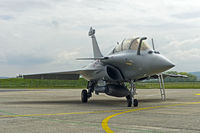 French Air Force Dassault Rafale B 4-FU SPA 81 fighter aircraft