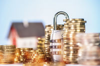 Secure financing of the property