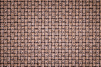 Textured background surface of textile upholstery furniture close-up. burlap brown color fabric structure