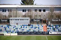 Tribune Sportpark Husterhoehe Pirmasens