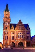 City Hall in Frydlant