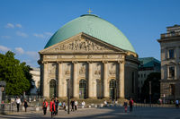 St. Hedwig's Cathedral (German: Sankt-Hedwigs-Kathedrale)  in Berlin