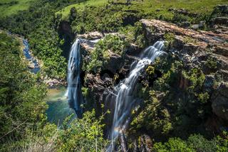 Lisbon Falls in Mpumalanga, South Africa