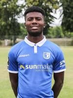 Manfred Osei Kwadwo (1.FC Magdeburg, DFB 3.Liga Season 2019-20)