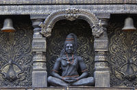 Lord Shiva statue, Sadashiv peth, Pune, Maharashtra