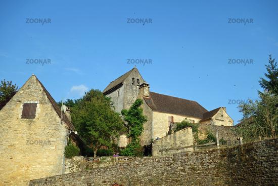 Church Saint Martin in Besse
