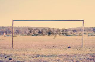 African Football Field