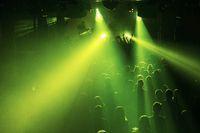 music festival or rock concert