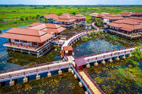 Thale Noi bird and waterflow research center