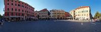 Piazza Vittorio Emanuaelle II - Finale Ligure - Liguria - Italy
