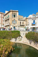 Waterfront in Ortygia