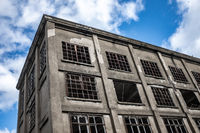 Recession Derelict Factory