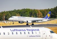 Airplanes of Lufthansa CityLine