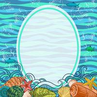 Sea Exotic Background